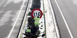 El Gobierno decide no prorrogar el límite de 110 km/ hora y cifra el ahorro en 450 millones