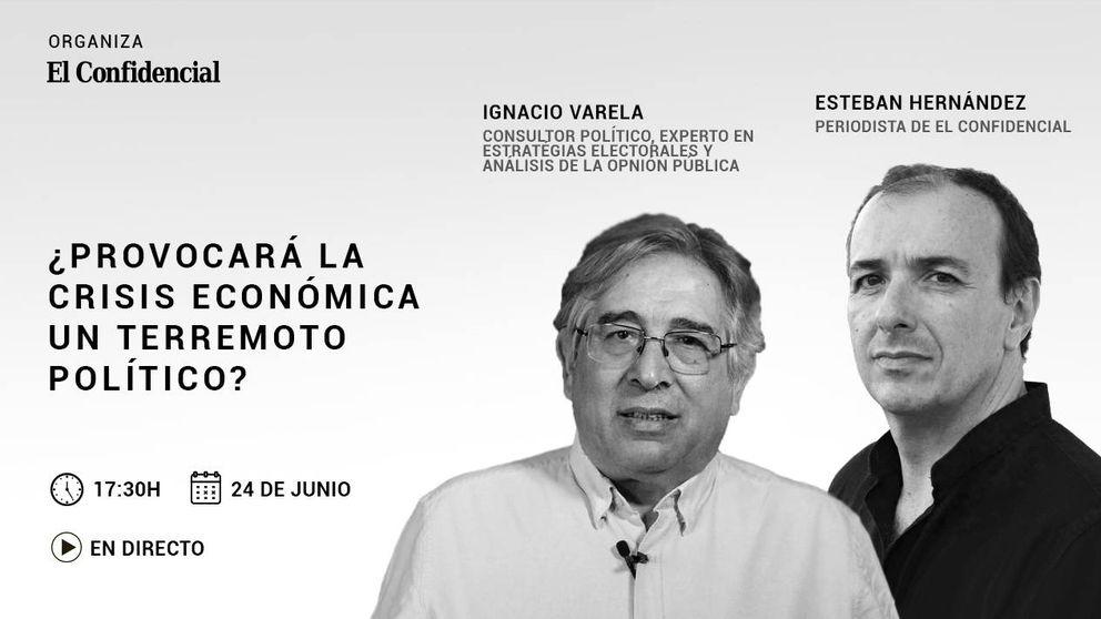 Hay una ofensiva contra la Constitución del 78: encuentro con Ignacio Varela