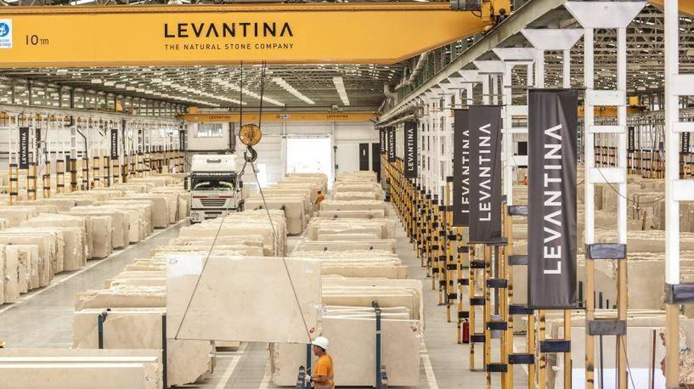 Foto: Instalaciones de Levantina, ahora en manos del fondo Bybrooks.