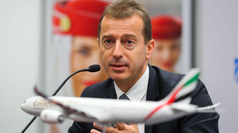 Foto: Guillaume Faury, CEO de Airbus. (Reuters)