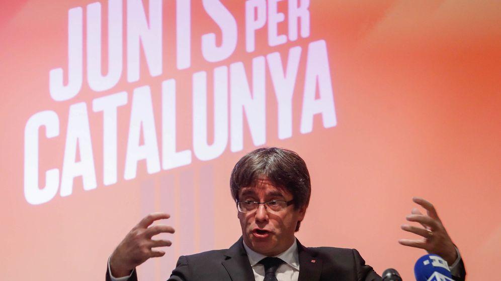 Foto: El expresidente de la Generalitat de Cataluña Carles Puigdemont. (Reuters)