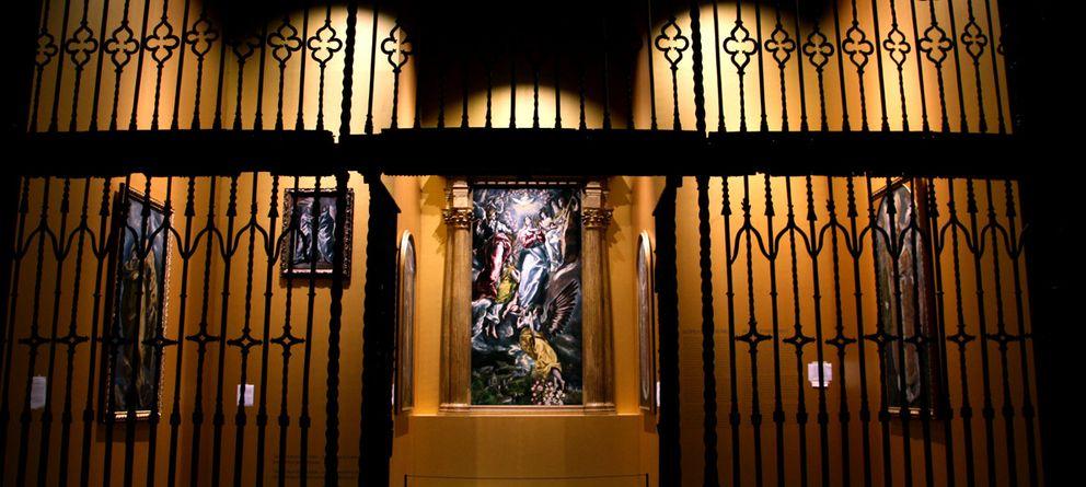 El Greco rompe con Toledo