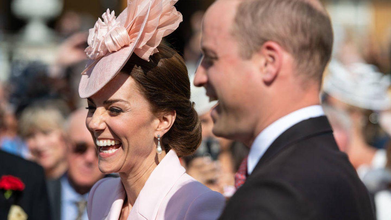 Kate Middleton y el príncipe Guillermo, en una imagen de archivo. (Getty)