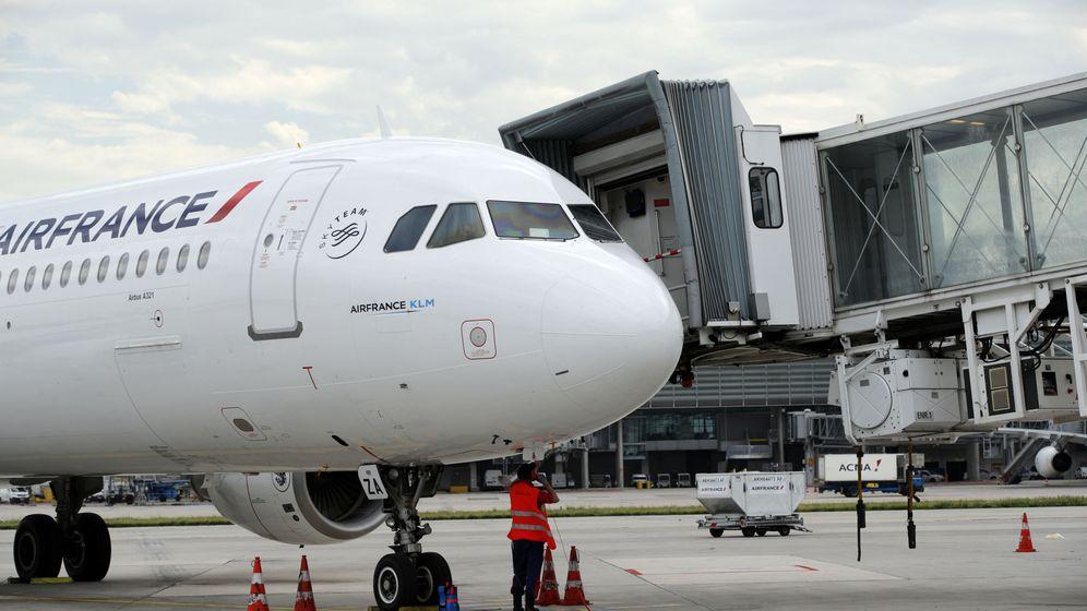 Foto: Foto de archivo de un avión de Air France. (Reuters)