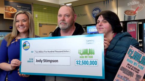 Gana dos millones y medio a la lotería y solo piensa el coche nuevo que comprará