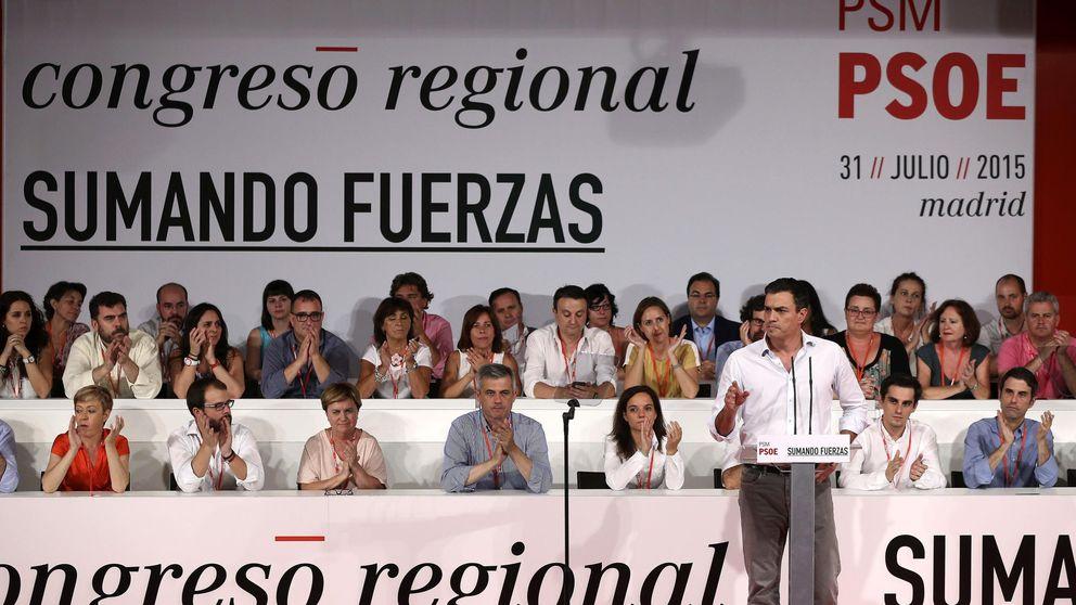 PSOE-M denuncia oscuros intereses en la impugnación del Congreso