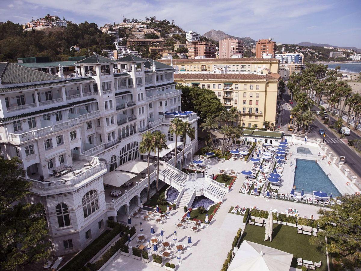Foto: Un hotel de Málaga. (EFE)