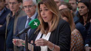 Susana Díaz no tiene quien le escriba