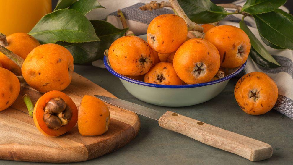 El níspero: la fruta que más cuida de tu piel, tu cabello y tus uñas