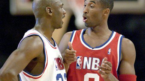 Kobe Bryant, el único que aguantó la comparación con Michael Jordan