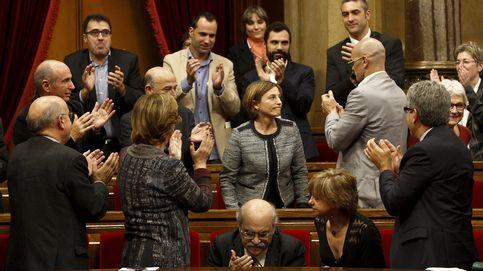 Los independentistas copan el control de todos los resortes del Parlament