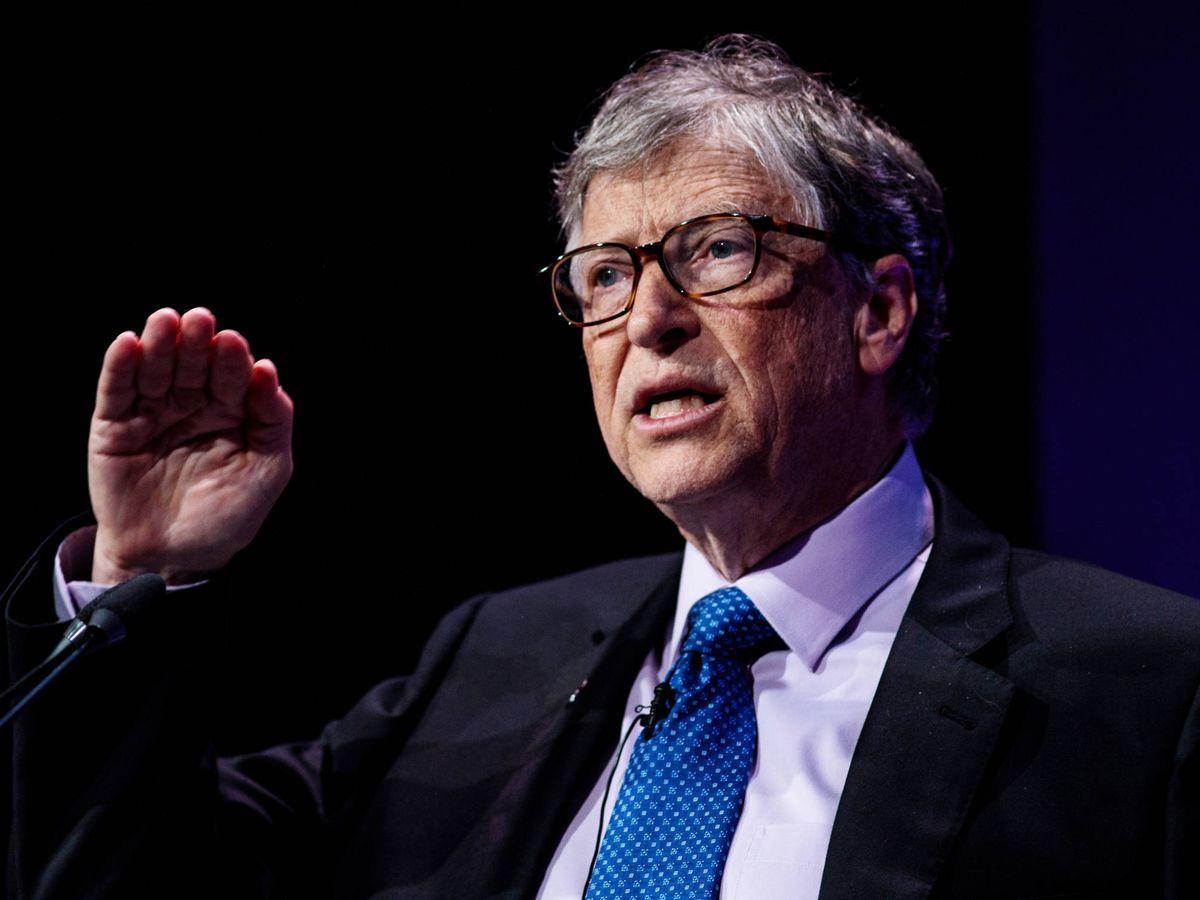 Foto:  Bill Gates, en una imagen de archivo. (Getty)