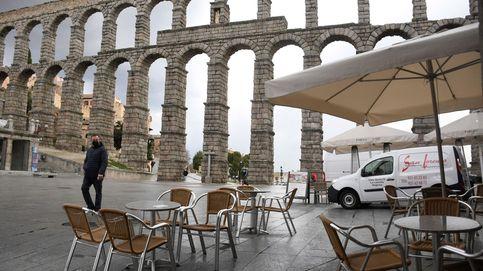 Segovia eleva su nivel de alerta y endurece las restricciones