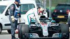 Clasificación del GP de Alemania: Hamilton se pega un tiro en el pie y da la pole a Vettel