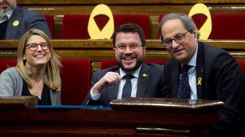 Aragonès: El Gobierno ha cedido ante la derecha ultranacionalista