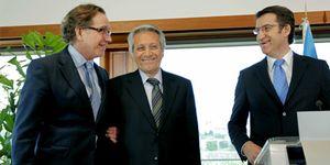 Feijoo defiende que se investigue también la millonaria jubilación de José Luis Méndez
