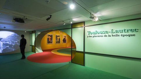 La modernidad a través de los carteles de Toulouse-Lautrec