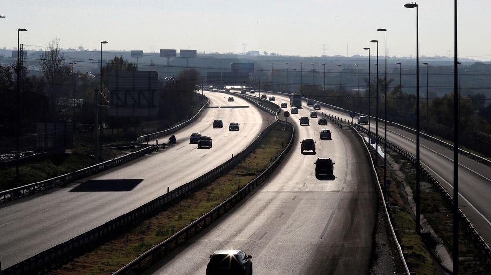 Foto: Aspecto de la carretera de Extremadura. (EFE)