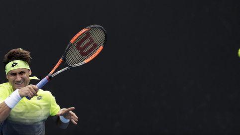 El largo abrazo de Ferrer ante su verdugo o cómo se va despidiendo del tenis