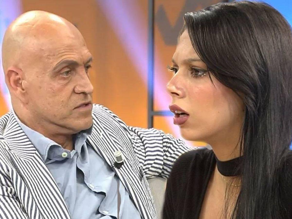 Foto: Kiko Matamoros y Alejandra Rubio. (El Confidencial).