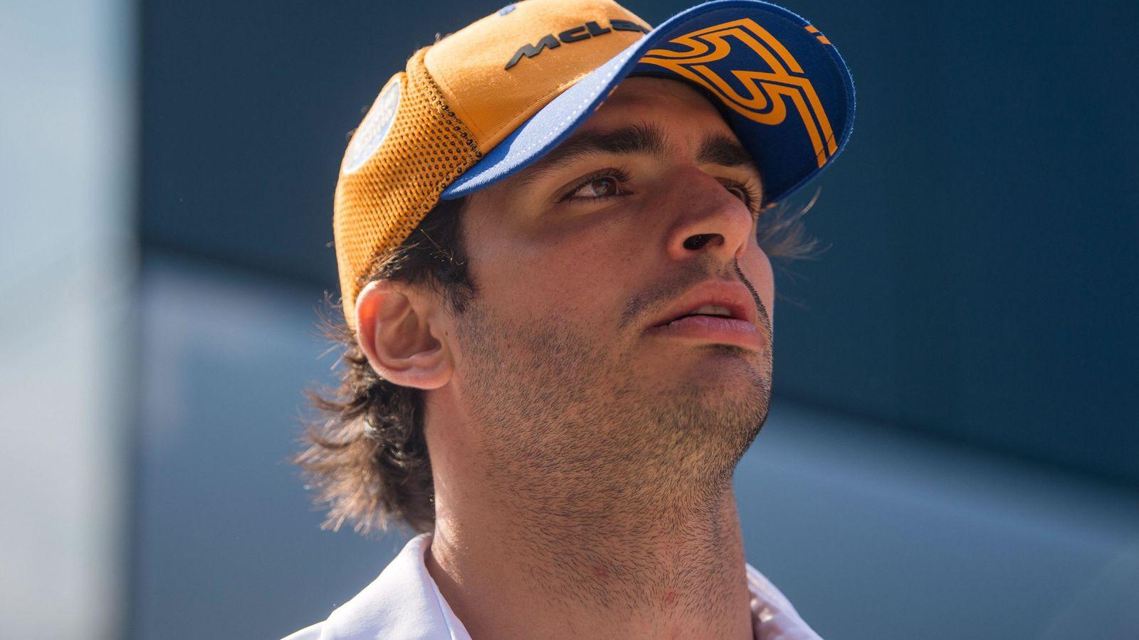 Foto: Carlos Sainz ha conseguido dos quintos puestos en las dos últimas carreras. (EFE)