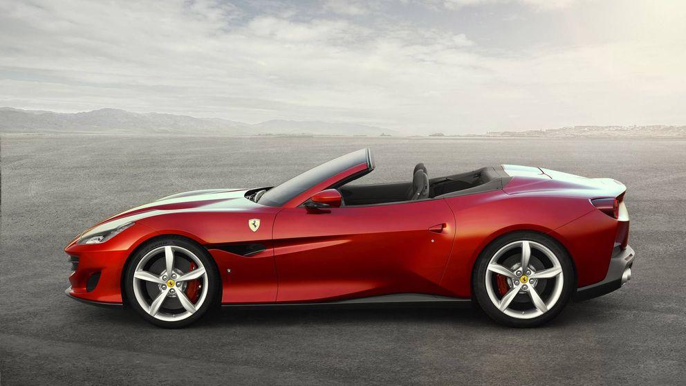 Ferrari Portofino, un espectacular descapotable de 600 caballos