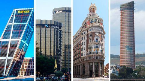 De KIO a las torres negras de Diagonal: las joyas inmobiliarias de la nueva Caixa-Bankia