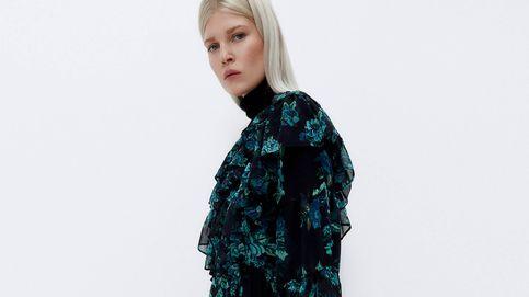 Este vestido de flores de Uterqüe será lo primero en agotarse en las rebajas