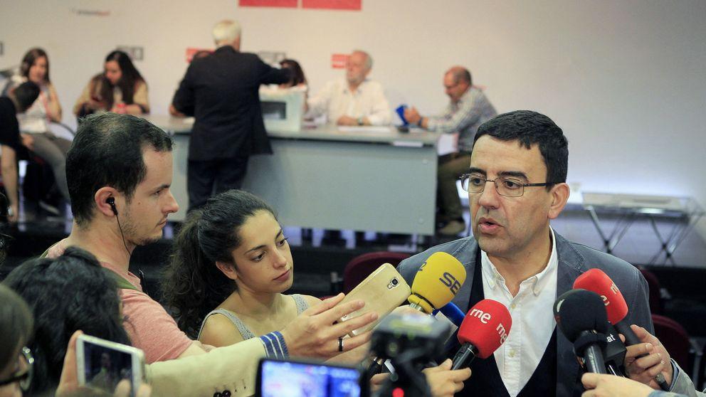 El PSOE andaluz advierte al PSC: no cabe libertad de voto con el 155