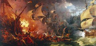 Post de 'Contra Armada': la batalla desconocida en la que España humilló a Inglaterra
