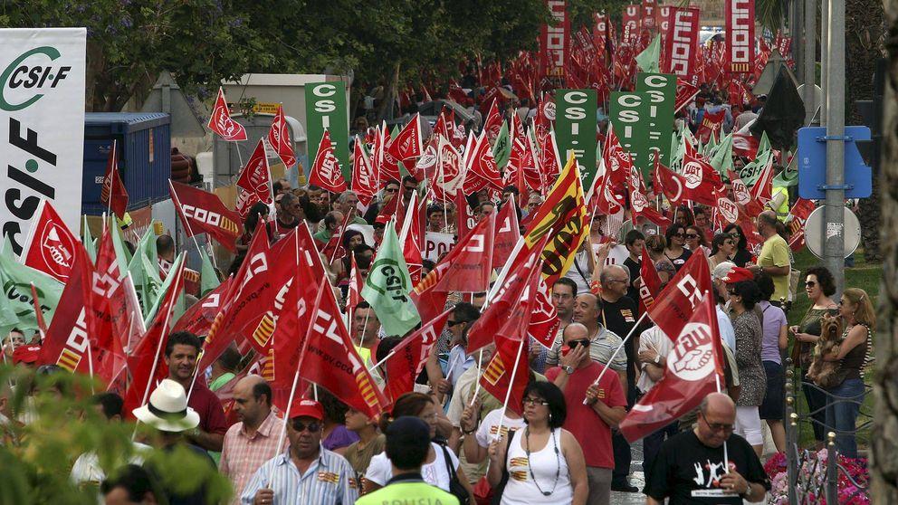 El CSIF convoca una manifestación de funcionarios contra la independencia