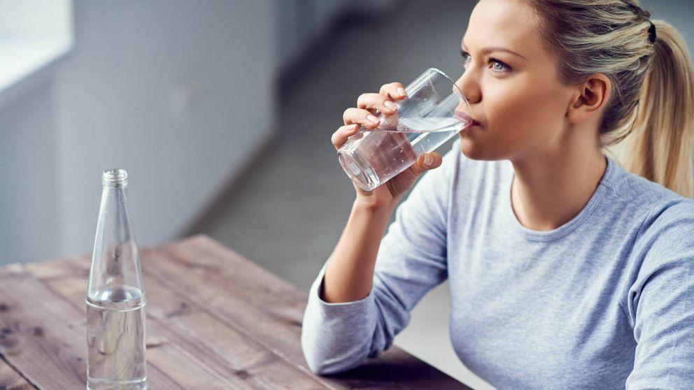 No bebí nada más que agua durante un mes, y esto es lo me pasó