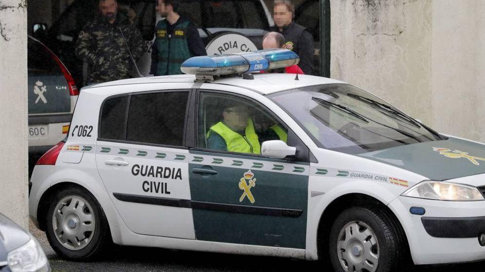 Foto: Foto de archivo de la Guardia Civil. (EFE)