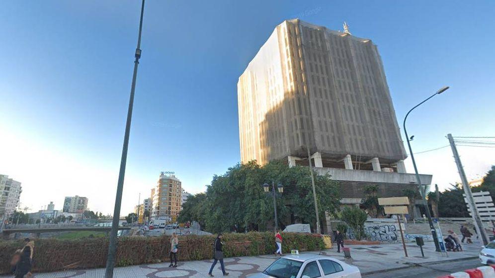 Foto: La antigua sede de Correos en Málaga. (Google Maps)