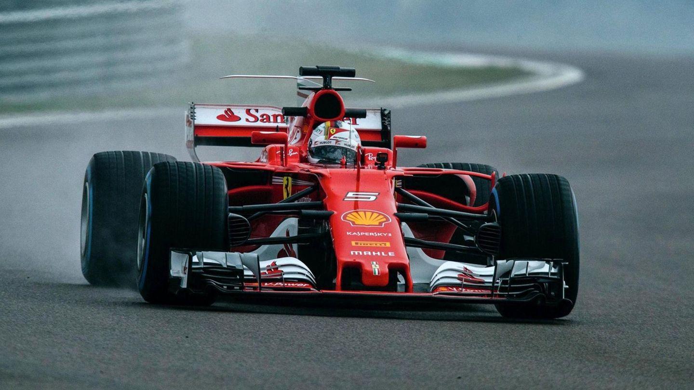 El nuevo Ferrari (EFE)