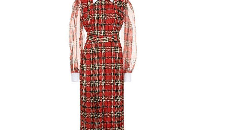 Este es el vestido que ha lucido la duquesa de Cambridge, disponible en distintas tiendas online.