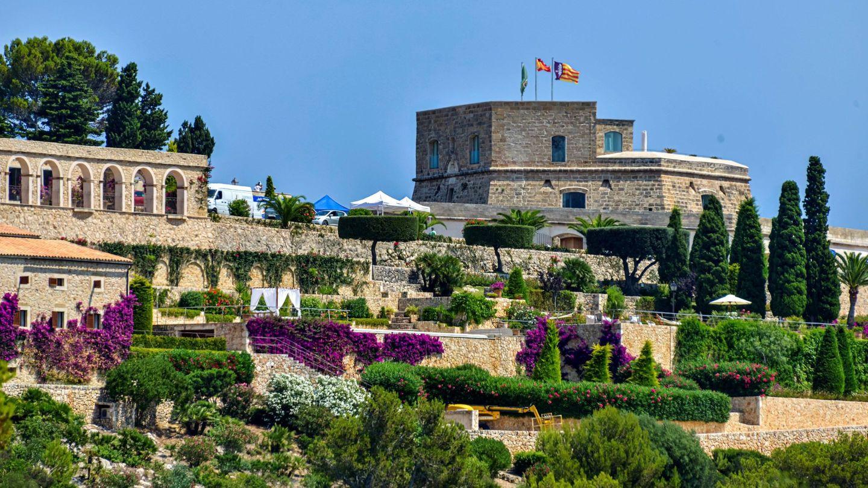 Villa de Sa Fortalesa, donde tendrá lugar el enlace.(EFE)