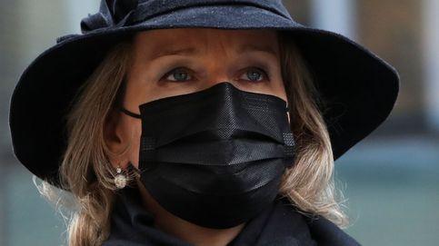 Las lágrimas de Matilde de Bélgica en el aniversario de los atentados de Bruselas