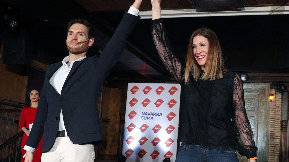 En Navarra, el PSN recupera el segundo escaño y EH Bildu no logra representación