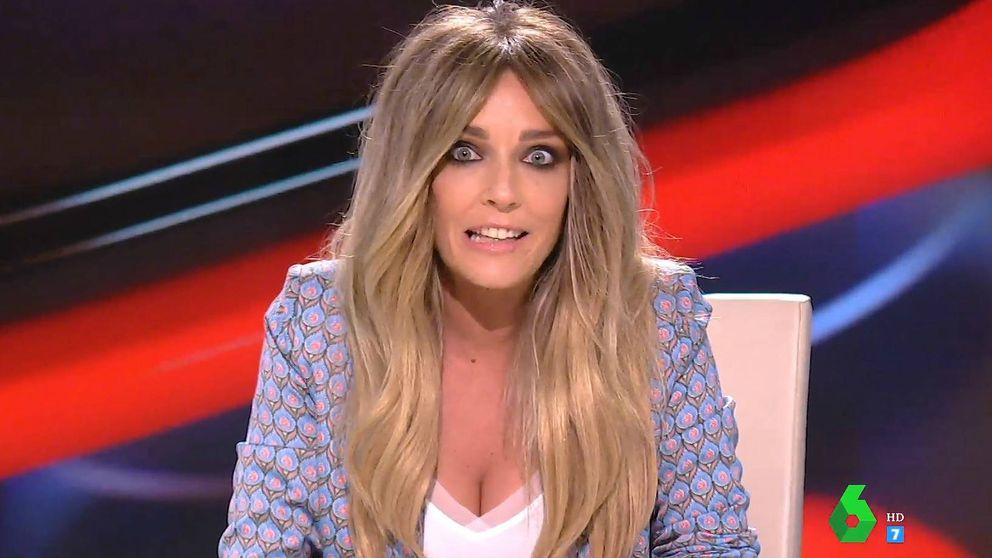 La 'advertencia' de Anna Simon como presentadora de 'Zapeando'