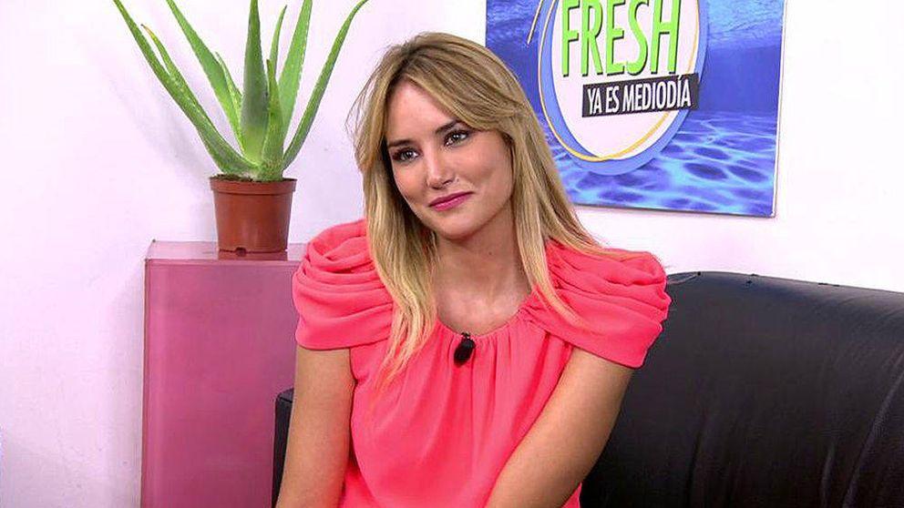 Alba Carrillo pierde a Courtois pero no su contrato en Telecinco