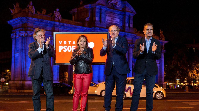 El arranque de campaña del PSOE se tiñe de tristeza por el grave estado de Rubalcaba