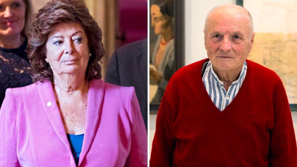 Foto: María Vallet y Antonio López. (EC)