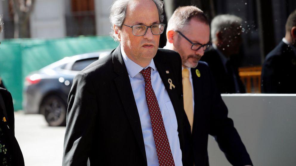 De Torra a Rufián: el independentismo llega al Supremo para el último día del juicio