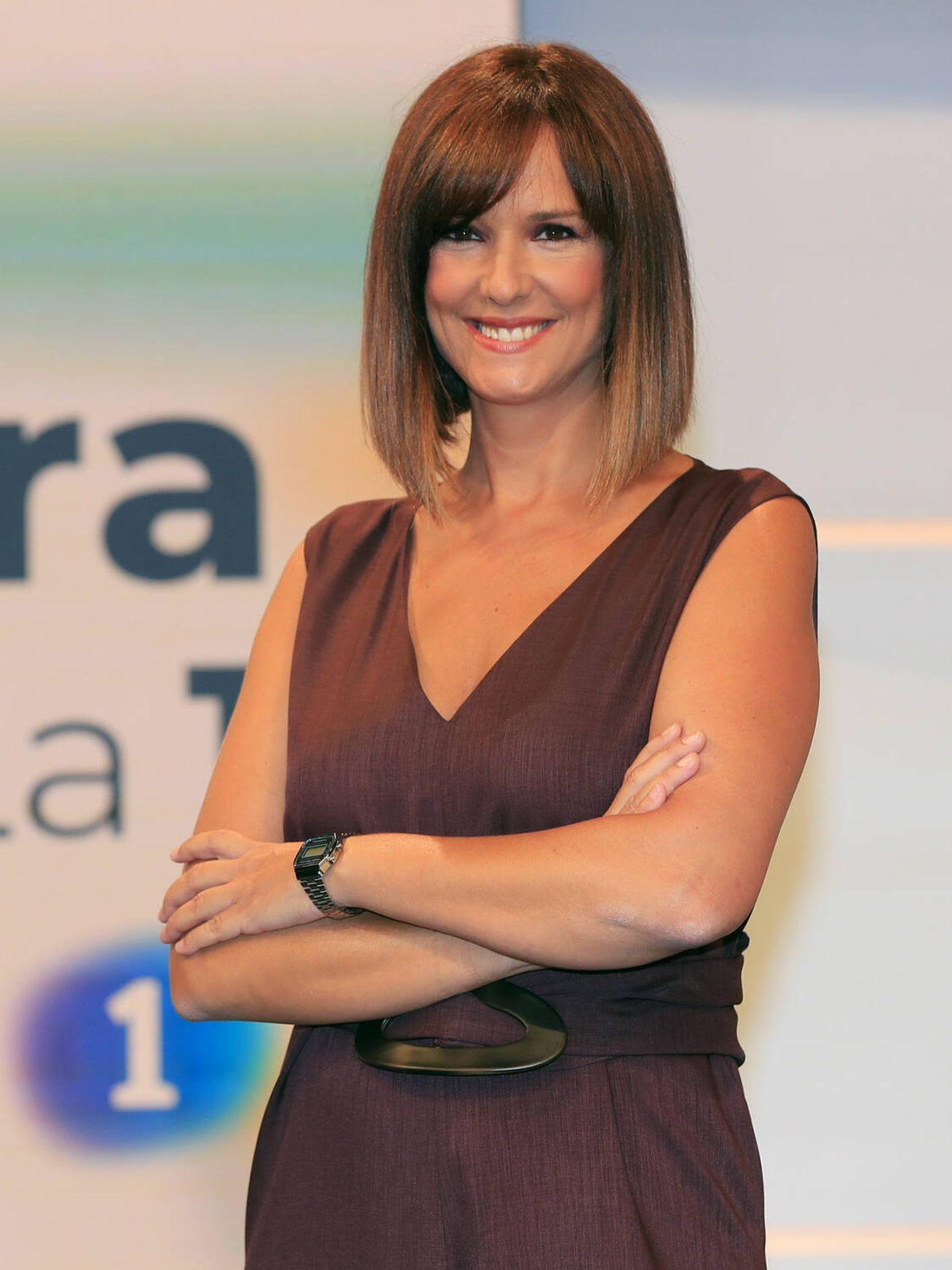 Mónica López en una imagen promocional. (RTVE).