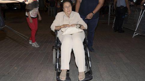 La infanta Margarita, espectadora sorpresa en el concierto de U2 en Madrid