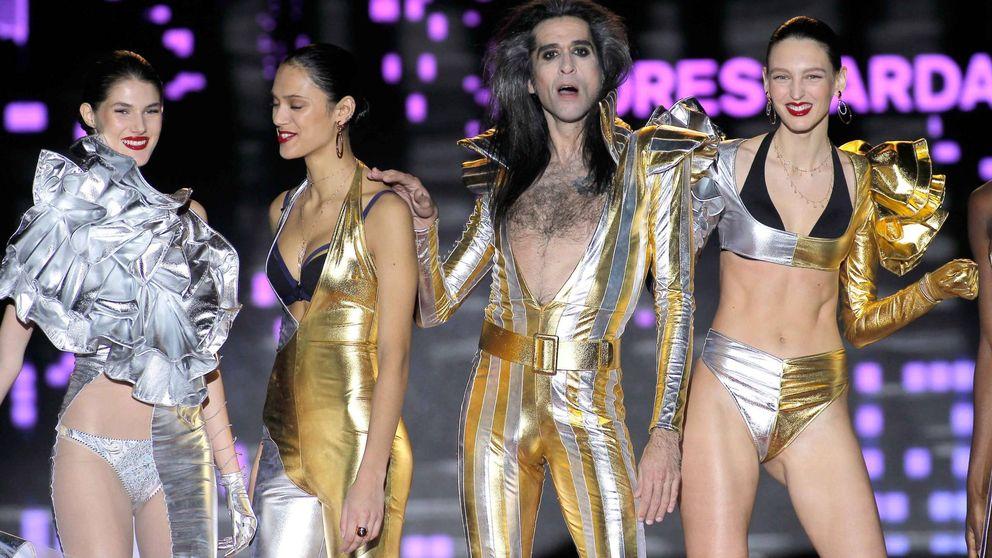 Andrés Sardá con sus divas ochenteras y The 2nd Skin y su mujer poderosa