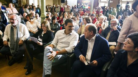 Las vascas y gallegas del 25-S abortan el viaje del PSOE del no a la abstención