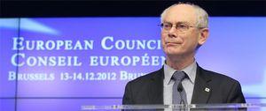 """Van Rompuy: 2012 marca el """"punto de inflexión"""" para poner fin a la crisis"""