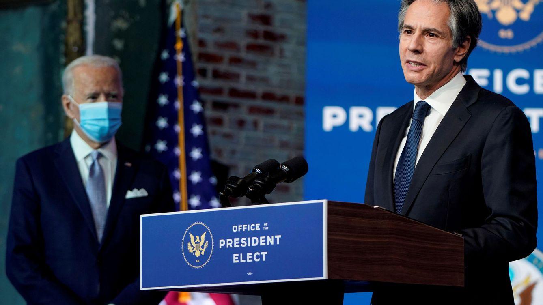 El secretario de Estado de EEUU conversa con González Laya 40 países después
